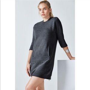 Fabletics Elena Dress NWT Zip sides Pockets L 10